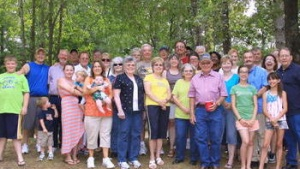 Little Rock, Arkansas, Congregation Enjoys Picnic