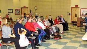 Little Rock Congregation Raises Funds in Annual Social, Auction