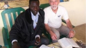 Mark Mickelson Visits Cameroon