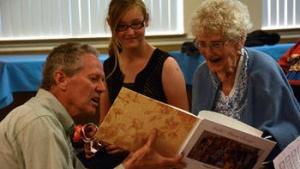 Mattie Hobbs Honored for 100th Birthday