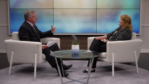 Peter Eddington and Andi Chapman discuss how to navigate anxiety, depression, despair and stress in the latest Beyond Today Interview.