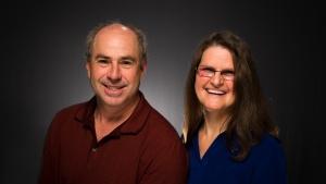 Mark and Barbara Welch