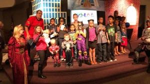 "Members from Orlando, Florida congregation enjoy an ""Evening at the Fair!"""