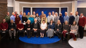 Attendees of the 10-day Pastoral Development Program in Cincinnati.