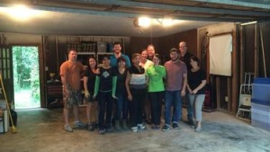 Raleigh Congregation Helps Brethren in Service Project