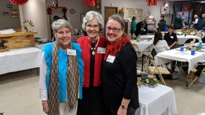 Some of the ladies who attended the Southwest Missouri Women's Enrichment Weekend.