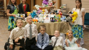 Texas/Louisiana Congregations Join in Donation Drive