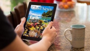 The Good News iPad App Now Available