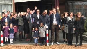 UCG-Netherlands members say hello!
