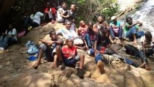 UYC 2011: Ghana, Aburi Botanical Garden