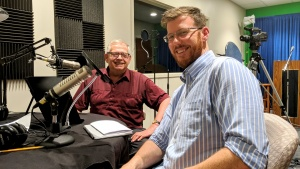 Steven Britt stops by the studio to discuss the scholarly endeavor of apologetics with Victor Kubik.