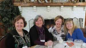 Women's Enrichment Weekend in Canby, Oregon.