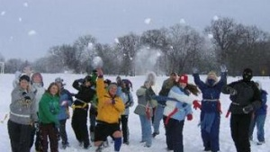 "Youth Camp Highlights: Snow and ""the Zone"" Descend Upon Winter Camp"