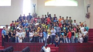 Youth Camp Highlights: Speeches a Highlight of Summer Camp in Chile