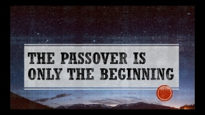 Passover is Only The Beginning - Go Forth Into The Days of Unleavened Bread