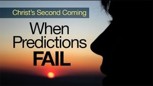 Beyond Today -- Christ's Second Coming: When Predictions Fail