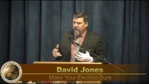 """Make Your Election Sure"" by David Jones - Sermon 2020-10-24"