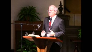 Sermon: Simplifying Our Lives - Ted Budge (Apr 29, 2016)