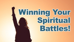 Spiritual Warfare: Pulling Down Strongholds, Making Every Thought Subject To Christ