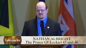 The Prince of Ezekiel 45 & 46