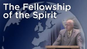 Split-Sermon: The Fellowship of the Spirit