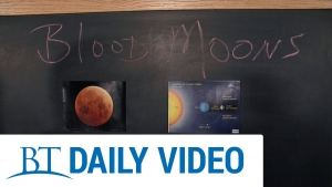 BT Daily: Are The Blood Moons Indicating the End of the World?