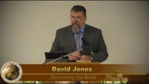 """Decorating the Bride"" by David Jones- Sermon 2020-05-31"