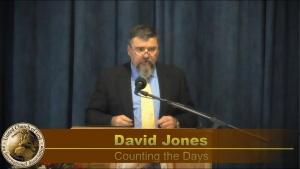 """Counting the Days"" by David Jones - Sermon 2020-05-23"