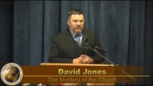 """The Mystery of the Church"" by David Jones - Sermon 2019-12-14"