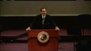 "Sermon: ""Treasure the Promises"" by Doug Wendt, Aug. 20, 2016"