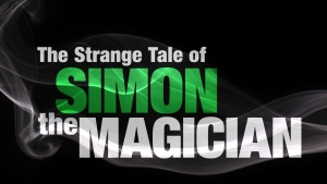 Beyond Today -- The Strange Tale of Simon the Magician