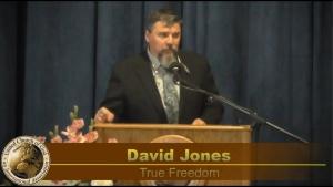 """True Freedom"" by David Jones - Sermon 2020-06-06"