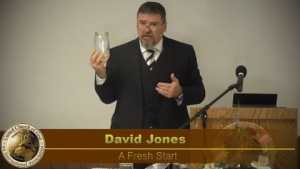"""A Fresh Start"" by David Jones - Sermon 2021-04-03"