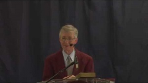 Bill Wilson - Ask for God's Spirit, It's needed for being faithful