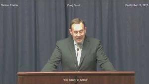 "Doug Wendt ""The Beauty of Grace"""