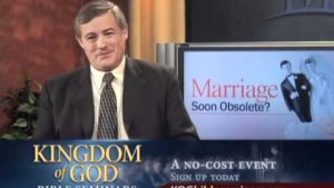 Beyond Today -- Marriage: Soon Obsolete?