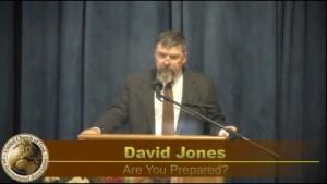 """""""Are You Prepared"""" by David Jones - Sermon 2021-01-09"""