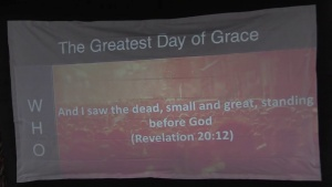 The Greatest Day of Grace