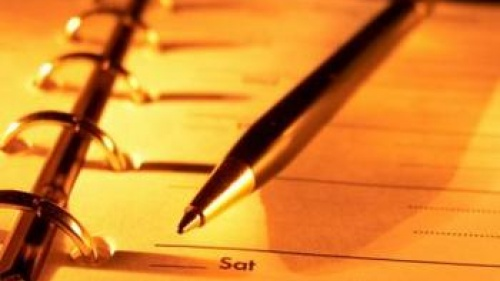Planner with pen on Saturday - Did the Apostle Paul Abolish the Sabbath?