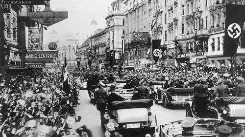 Old photo Nazi Germany