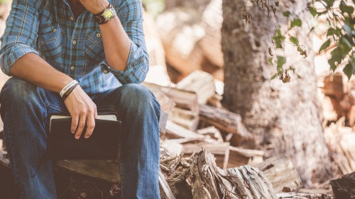 Pay attention to what your heart is feeling when you are tempted by sin, take note of the circumstances happening around you, and share these intimate struggles with someone you trust.