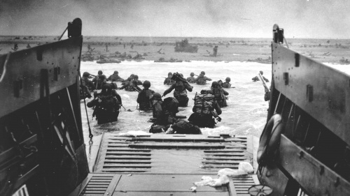 1944 Normandy Invasion
