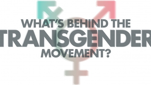 What's Behind the Transgender Movement?