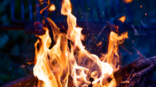 Do what is needed to fan into flame the burning embers of the Holy Spirit that has been put within you.
