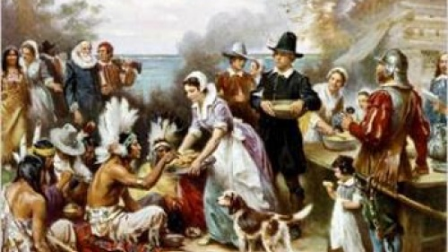 A History of Thanksgiving Day in the United States