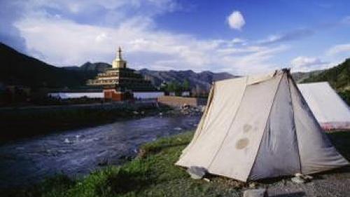 A Little Tent Talk
