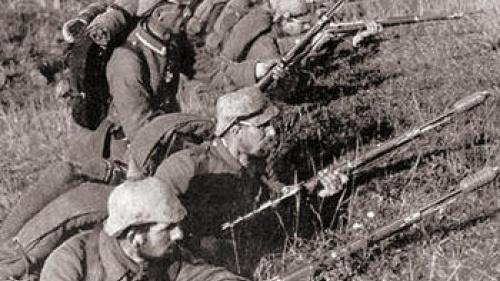 Old War War I (WWI) photo.
