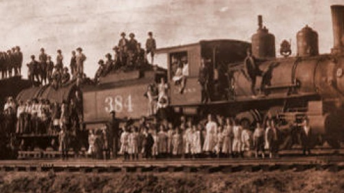 Could God Be Calling You to Board the Spiritual Orphan Train?