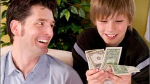 Five Steps to Teach Your Children Money Management