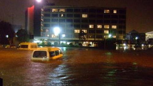 Flooding in Australia 2013